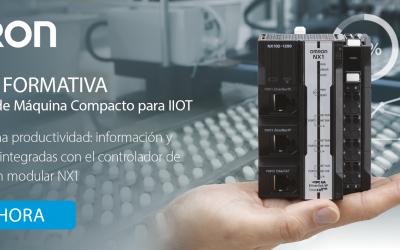 Controlador de Máquina Compacto para IIOT